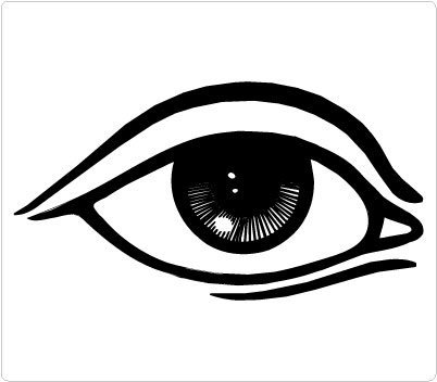 Soup clipart eyeball Of Eye Clipart Eyes collection