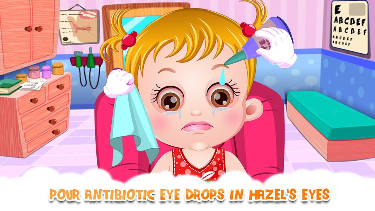 Hazel Eyes clipart happy eye Online Hazel Play Hazel free