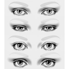 Hazel Eyes clipart round eye Eyes For Shapes for MAKEUP!