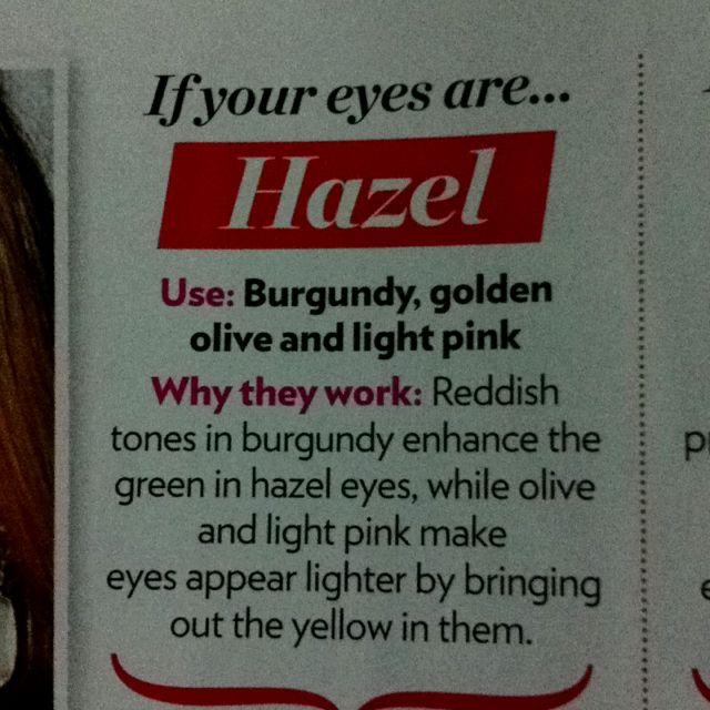 Hazel Eyes clipart round eye Makeup I hazel 194 olive