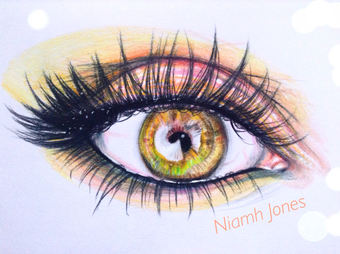 Hazel Eyes clipart sight Artwork work eye drawing and
