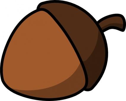 Hazelnut clipart Free Images 20clipart Clipart Nut