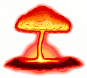 Explosions clipart nuke Bomb Clipart Download Ivy First