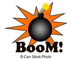 Boom clipart bomb On blast 463 Boom