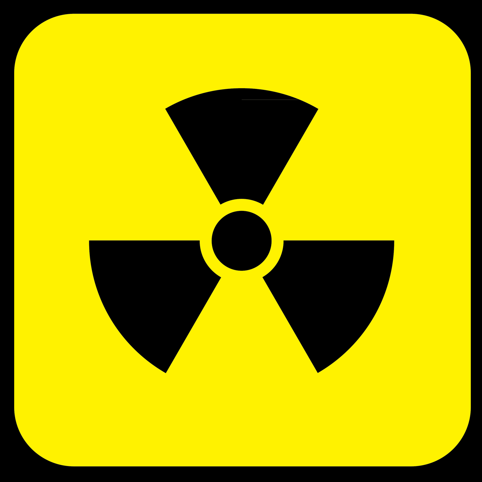 Nuclear clipart logo #6