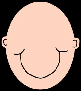 Head clipart Clip at clip Clker Head