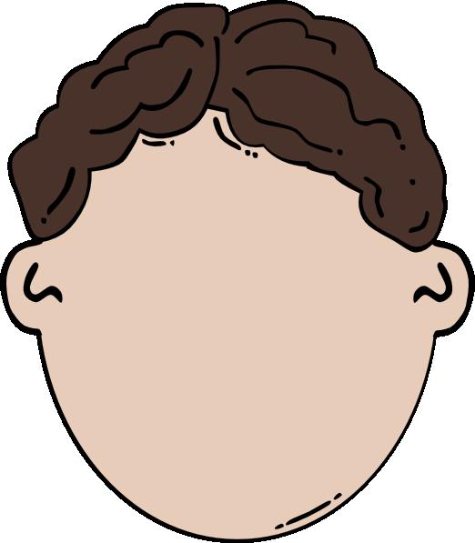 Head clipart Clipart clipart head Blank head