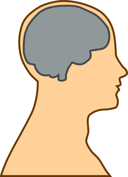 Head clipart In collection brain head Clipartion