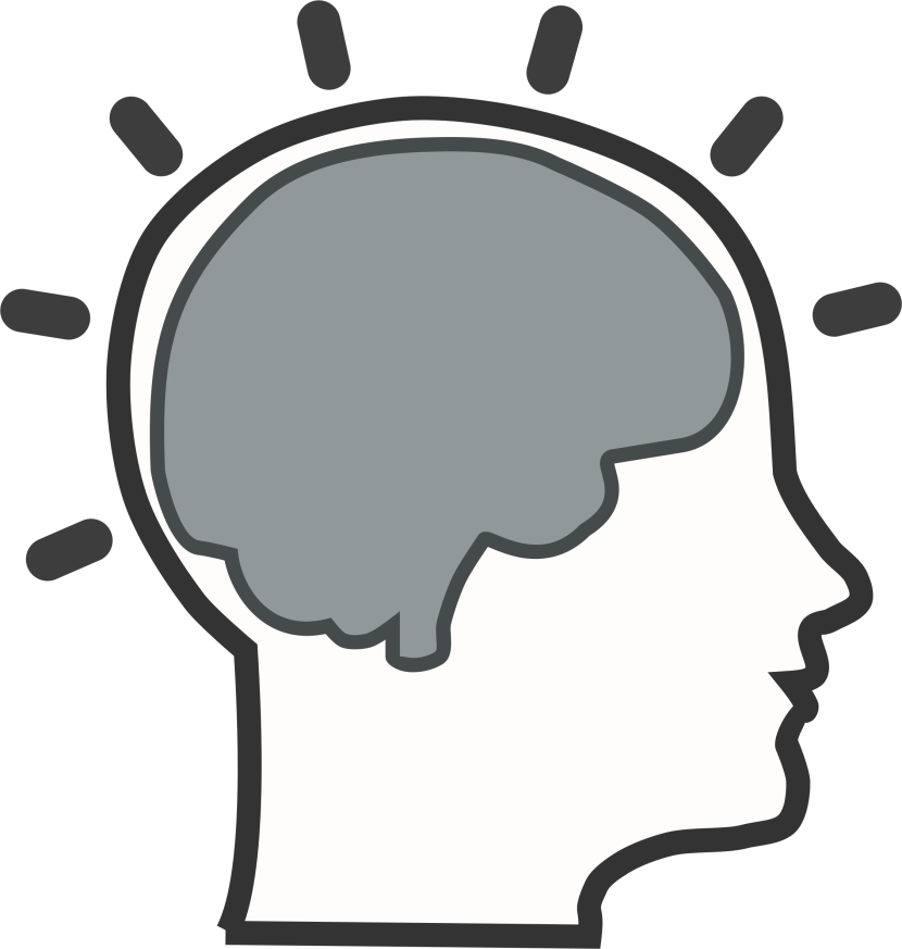 Brains clipart head clipart Head Brain Head Savoronmorehead Clipart