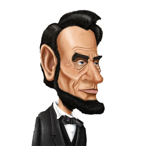 Head clipart abraham lincoln Lincoln on Clip Abe images