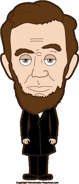 Head clipart abraham lincoln Lincoln's Free Lincoln&Birthday clipart Art