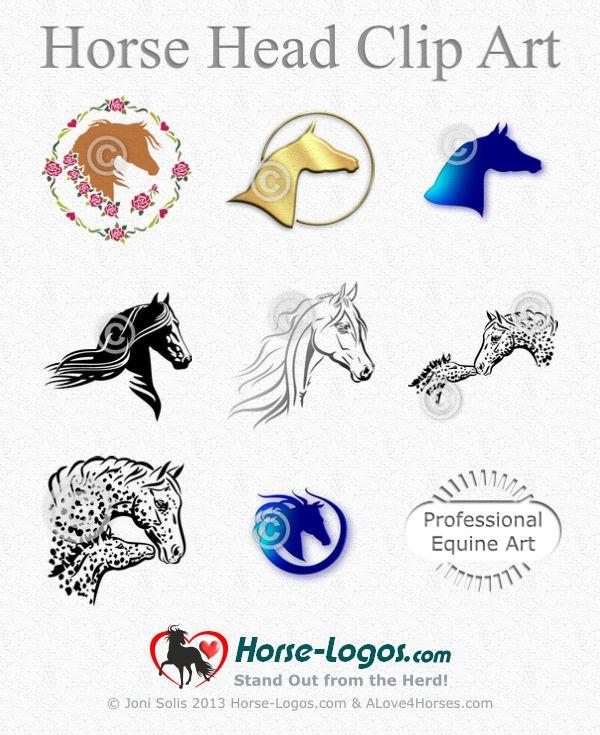 Company Logos clipart logo art Solis Clip Horse Logos 11