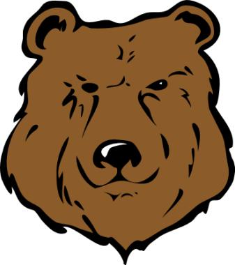 Grizzly Bear clipart cartoon Domain Clip Clipart Free Public