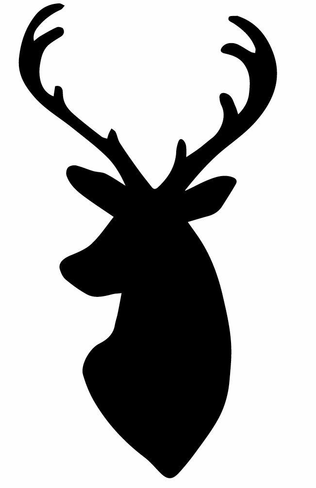 Antler clipart deer head Clipart Deer Top Image Clipart