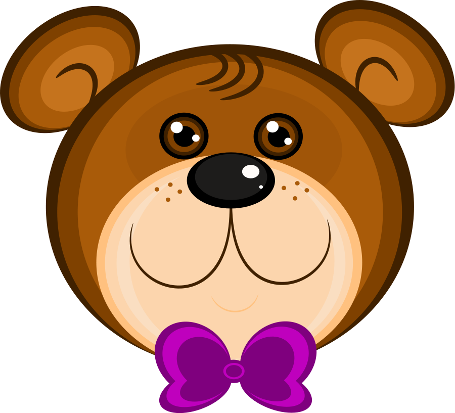 Brown Bear clipart teddy bear Art Art Clip Free Download