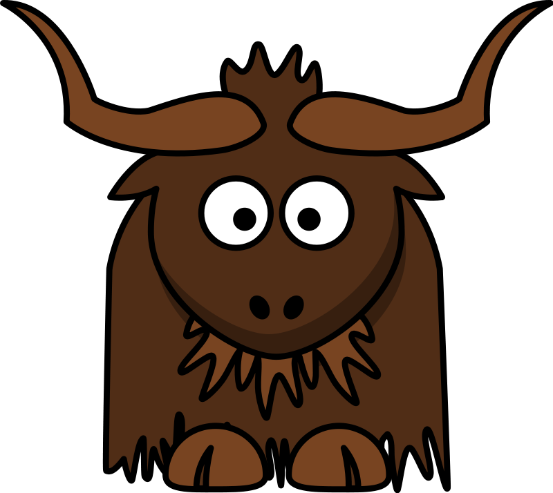 Yak clipart tree Images Free Yak Clipart yak%20clipart