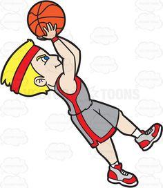 Headband clipart athletic person Fade Male Shot  Ball
