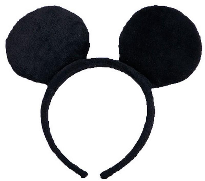 Headband clipart black and white Clipart Ears Ears Free Clip
