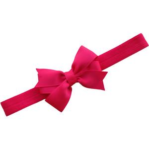 Headband clipart bow Red inch bow 3 headband