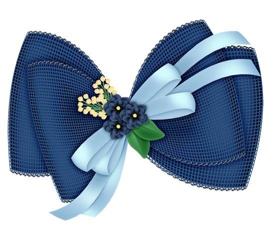 Headband clipart bow Dekopaj with Flowers Bow Transparent