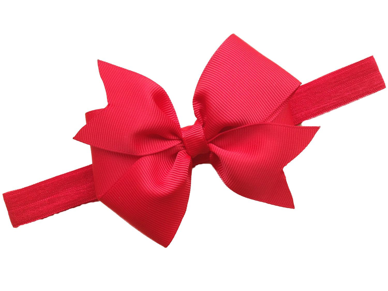 Headband clipart bow — bow red red headband