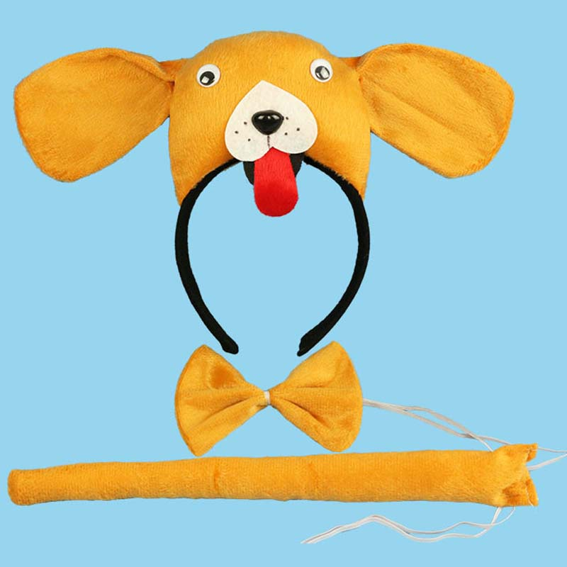 Headband clipart cartoon Ears Costume Girls Dog kids