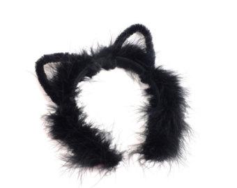 Headband clipart dog ear Headband Ears Costume Etsy Halloween