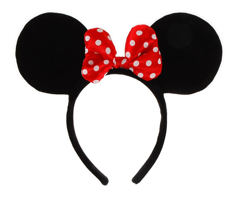 Headband clipart dog ear Elope Disney: Mouse Minnie Licensed