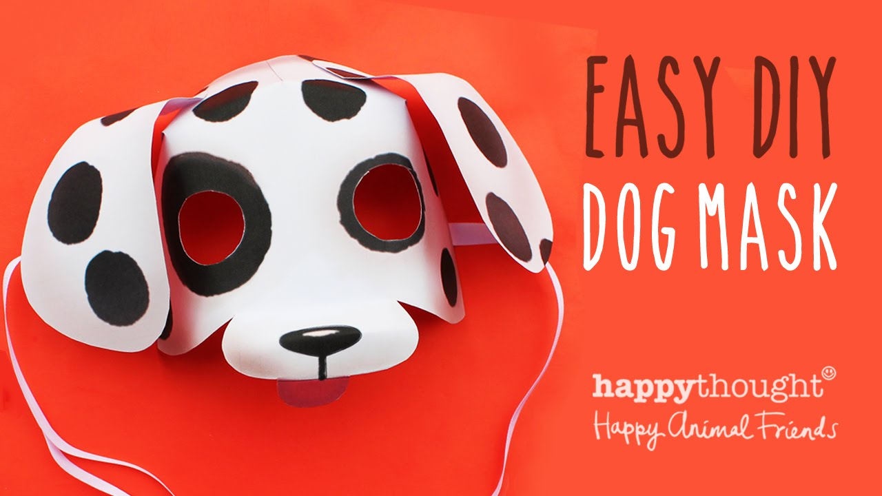 Headband clipart dog ear Template mask photo + photo