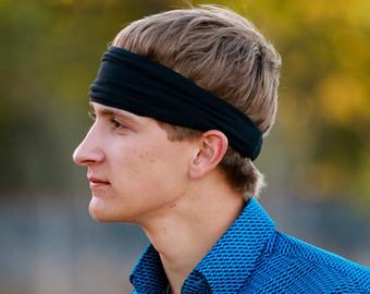 Headband clipart exercise man Head Ear White Headband Band