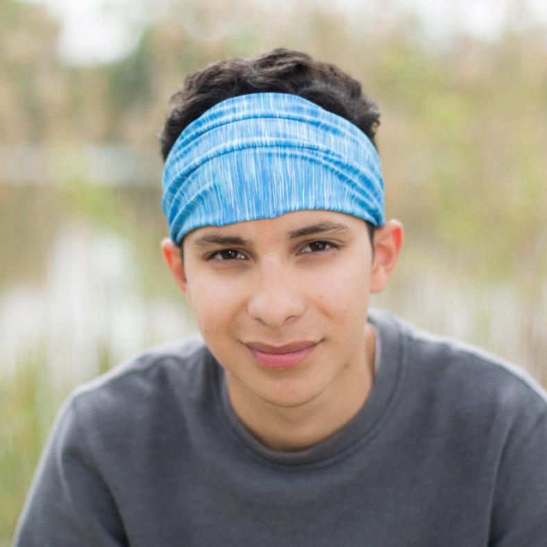 Headband clipart exercise man Exercise Like Headscarf Big Head