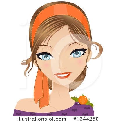 Headband clipart face Free #1344250 Illustration Clipart Headband