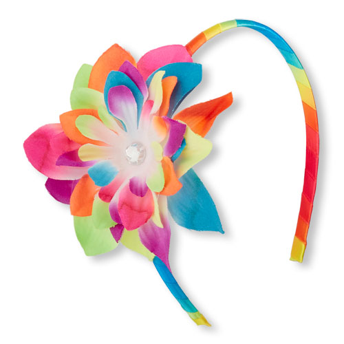 Headband clipart flower headband Headband headband flower rainbow from
