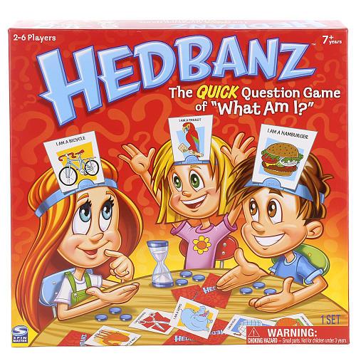 Headband clipart game Game Game Hedbanz GamesPlus Hedbanz