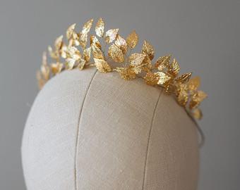 Headband clipart greek Goddess 20% Greek Leaf Wedding