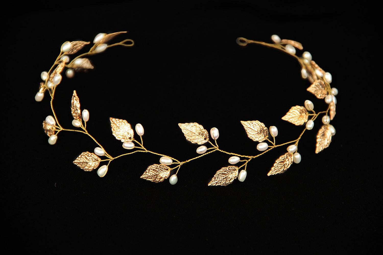 Headband clipart greek Bridal Like item? tiara Leaf
