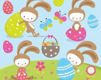 Headband clipart happy easter Art Easter Easter Bunny Easter