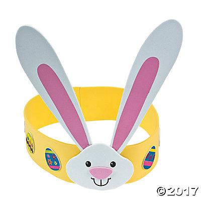 Headband clipart happy easter Kit Kit Craft Headband Headband