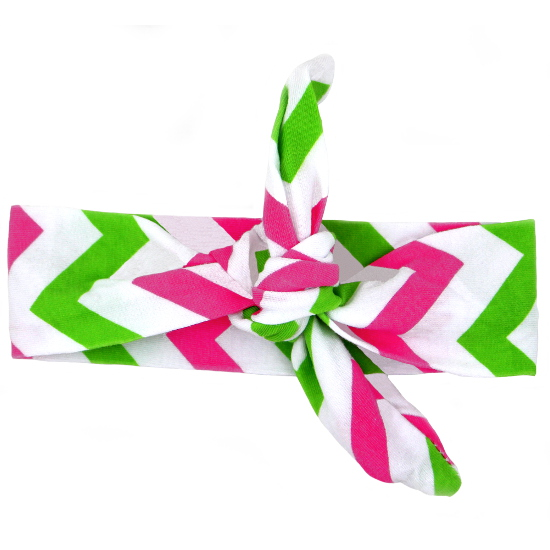 Headband clipart hot pink Headband Cotton Knot Hot Knot