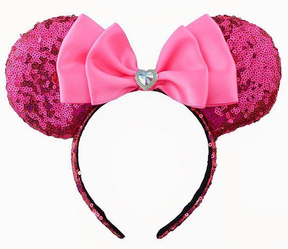 Headband clipart hot pink Pinterest Disney Minnie 277 on