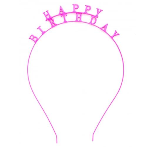 Headband clipart hot pink Happy Pink Talk do Headband