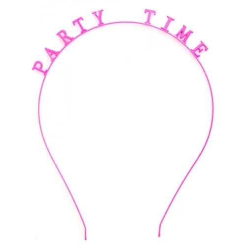 Headband clipart hot pink Talk Time Headband Party do