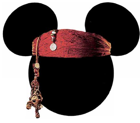 Headband clipart mickey mouse #7