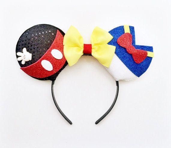 Headband clipart mickey mouse #15