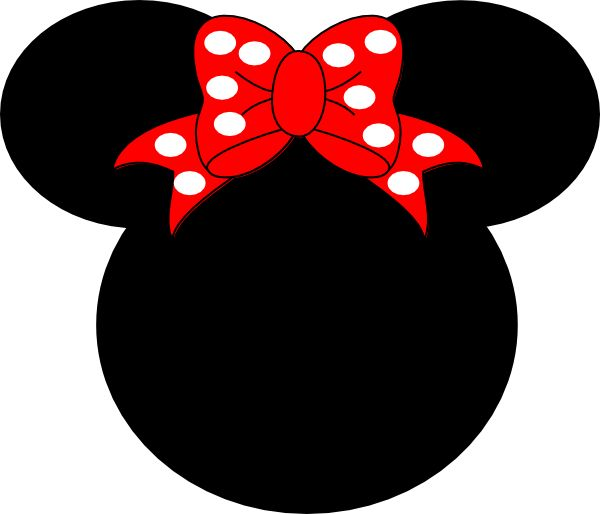 Headband clipart minnie mouse & online minnie images vector