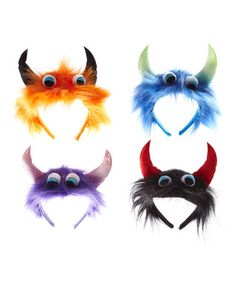 Headband clipart monster Eight of Monster and Set