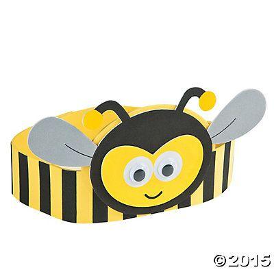 Headband clipart monster Hat Kit Bee ideas Craft