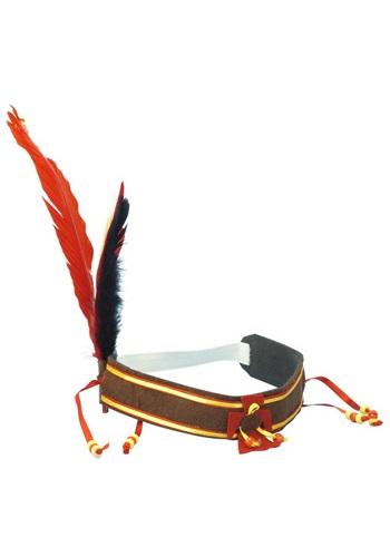Indian clipart feather headband Harvest Indian  Headband Feather
