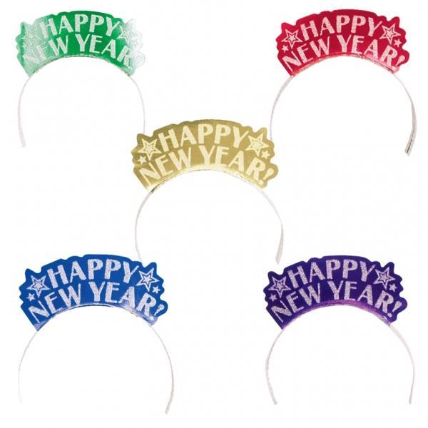 Headband clipart new year Year New Headbands Happy eBay
