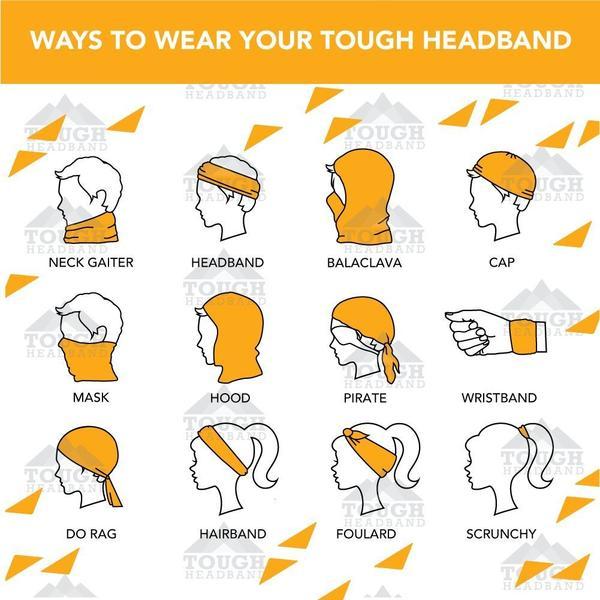 Headband clipart paisley 12 – Headband Outfitters Bandana